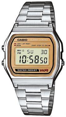 Casio Uhr A158WEA-9EF Casio Collection Herrenuhr