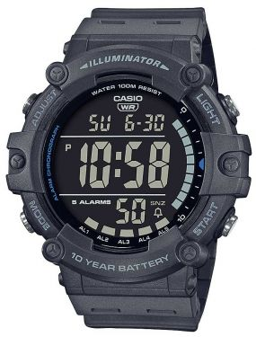 Casio Collection Armbanduhr AE-1500WH-8BVEF Digital Uhr