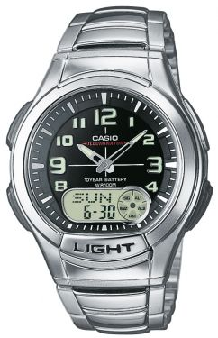 Casio Collection Uhr AQ-180WD-1BVES