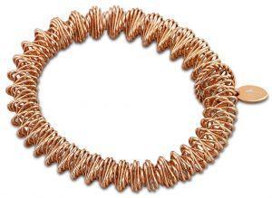 Armband Edelstahl Lotus Style LS1525-2/3 golden Damenarmband 21 cm