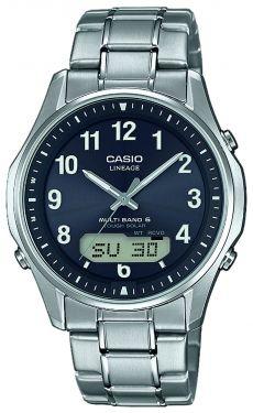 Casio Funkuhr LCW-M100DSE-1AER Funk-Solar Uhr Lineage