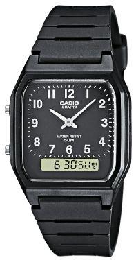AW-48H-1BVEF Casio Collection Uhr ANADigi Uhr