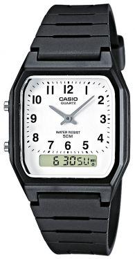 AW-48H-7BVEF Casio Collection Uhr AnaDigi Uhr