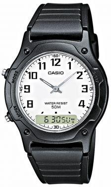 AW-49H-7BVEF Casio Collection Uhr AnaDigi Uhr