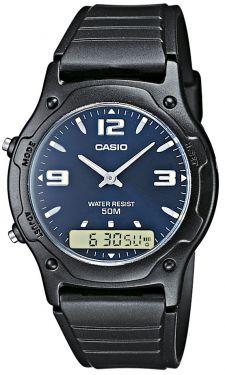 AW-49HE-2AVEF Casio Collection Uhr AnaDigi Uhr