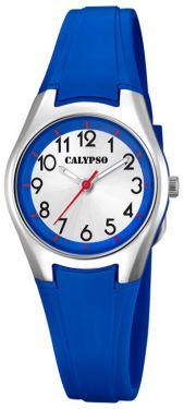 Damenuhr Calypso by Festina Uhr K5624/e blau Strass