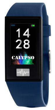 Calypso Digital Sport Damen Armbanduhr K5669/6 blau