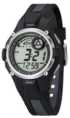 Calypso by Festina Kinder Uhr Digital Armbanduhr K5558/6 schwarz