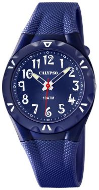 Calypso by Festina Damen Uhr K6064/3 Armbanduhr blau