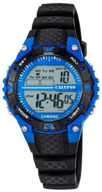 Calypso by Festina Sport Armbanduhr Jugend Uhr K5684/5 schwarz blau