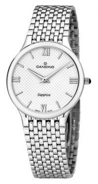 Candino Uhr Classic Herrenuhr Superflach C4362/2 Saphirglas