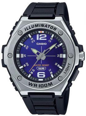 Casio Uhr MRW-200H-1B2VEF analog mi