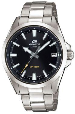 Casio Uhr Edifice EF-125D-1AVEF Edelstahl Herrenuhr