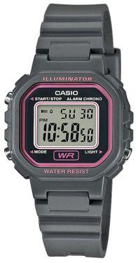 Casio Collection Kinderuhr LA-20WH-1CEF Digitaluhr schwarz