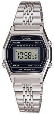 Casio Retro Damenuhr LA680WEA-7EF Uhr Alarm Digital Armbanduhr