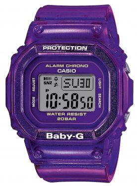 Casio Baby-G Uhr BLX-100-7ER weiss