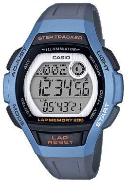 Casio Kinderuhr LW-200-2AVEF Kinderarmbanduhr blau