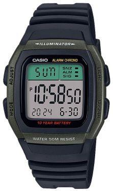 Casio Uhr Collection Uhr W-800H-1AVES Digitaluhr