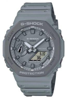 Casio G-Shock Uhr GA-2110ET-8AER Armbanduhr grau