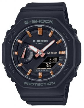 Casio G-Shock Armbanduhr GMA-S2100-1AER Damenuhr