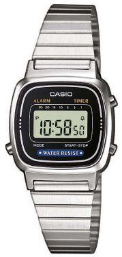 LA670WEA-1EF Casio Retro Uhr Damen Collection digital Digitaluhr
