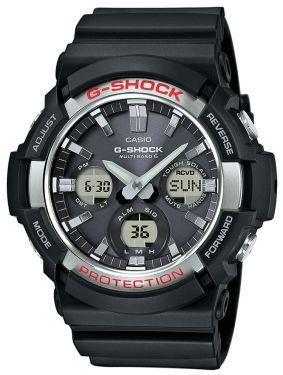 AWG-M100-1AER Casio Uhr G-Shock Uhr Funkuhr Solar