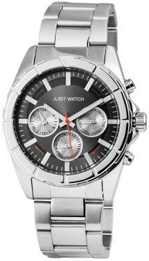 Just Chronograph Herrenuhr JW11509-BL Armbanduhr