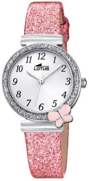 Damenuhr Armbanduhr Lotus by Festina Lederarmband 18253/2 blau