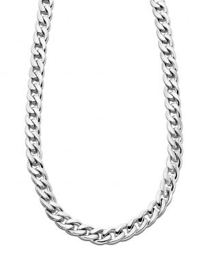 Kreuz Halskette Lotus Style LS1686-1/2 Lederkette Men in Black