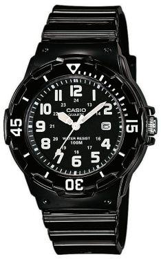 LRW-200H-1BVEF Casio Uhr Damenuhr schwarz Datumsanzeige