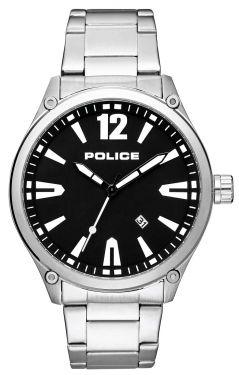 Police Totenkopf Armbanduhr P14385JSRS-57