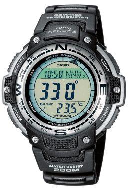 Casio Sportuhr SGW-100-1VEF Outdoor Uhr für Einsteiger