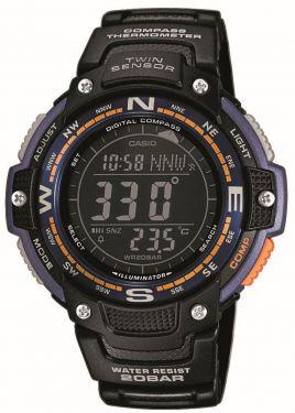 Casio Sportuhr Outdoor Armbanduhr SGW-100-2BER