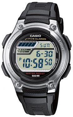 Casio Digitaluhr Uhr W-212H-1AVES schwarz