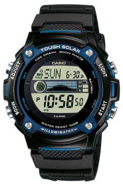 Casio Collection Solar Uhr W-S210H-1AVEF Sportuhr