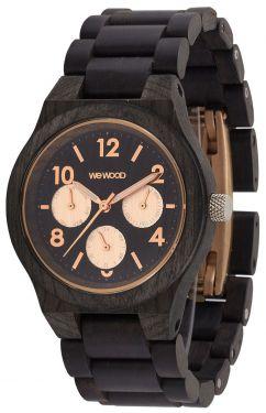Wewood Holzuhr Kappa Army Armbanduhr WW15002 Chronograph