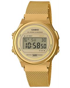 Casio Digitaluhr Armbanduhr Vintage A171WEMG-9AEF