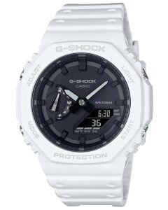 Casio G-Shock Uhr GA-2100-7AER Armbanduhr analog digital