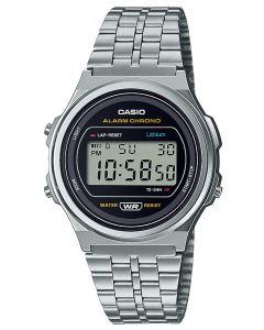Casio Digitaluhr Armbanduhr Vintage A171WE-1AEF