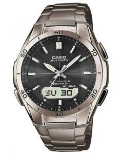 Casio Funkuhr Titan WVA-M640TD-1AER Funk Solar Armbanduhr