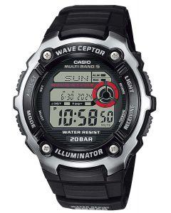 Casio Herrenuhr Funkuhr WV-200R-1AEF Armbanduhr