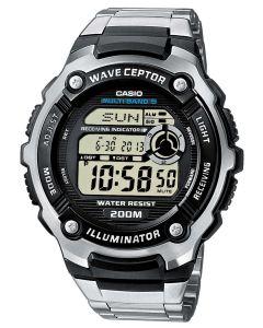 Casio Funk Uhr Herren WV-200RD-1AEF Digital Armbanduhr