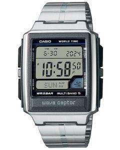 Casio Uhr Herren WV-59RD-1AEF Funk Wave Ceptor Armbanduhr