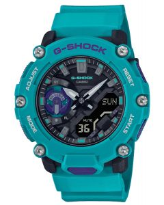 Casio G-Shock Uhr GA-2200-2AER Armbanduhr analog digital