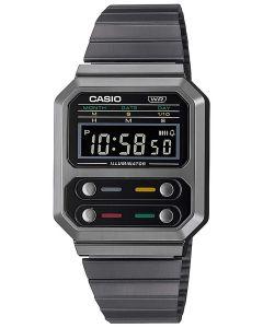 Casio Digitaluhr Armbanduhr Vintage A100WEGG-1AEF