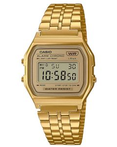 Casio Vintage Armbanduhr A158WETG-9AEF Digitaluhr