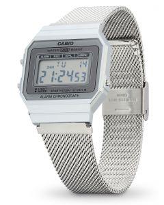 Casio Armbanduhr A500WEA-1EF Digitaluhr Weltzeit
