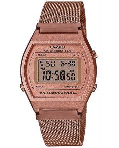 Casio Vintage EDGY Armbanduhr B640WMR-5AEF Digitaluhr