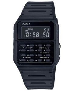 Casio Uhr DBC-32-1AES Casio Collection Uhr Taschenrechner schwarz