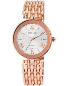 Damenuhr Armbanduhr Glieder-Metallarmband 1800128-001